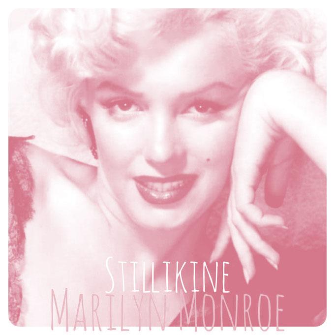 Marilyn Monroe, unsere Schutzheilige und Still-Ikone