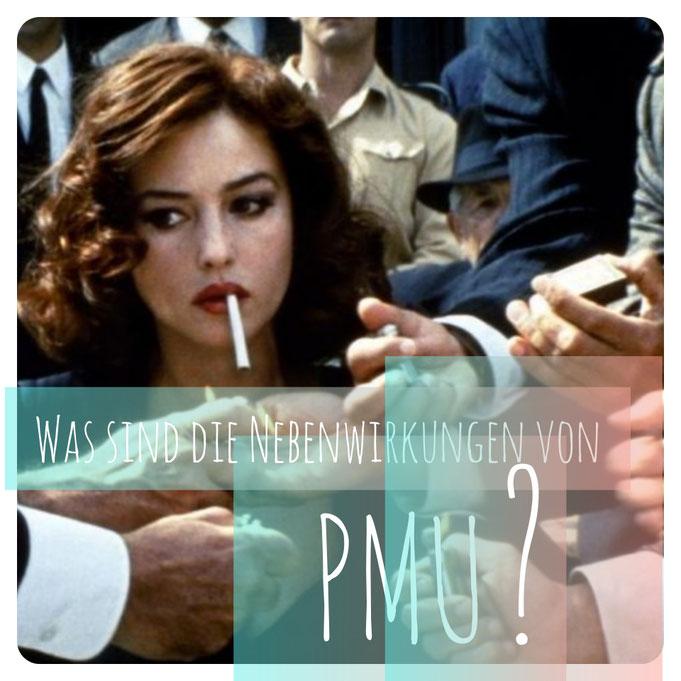 Viele Fragen über PMU werden im Blog behandelt
