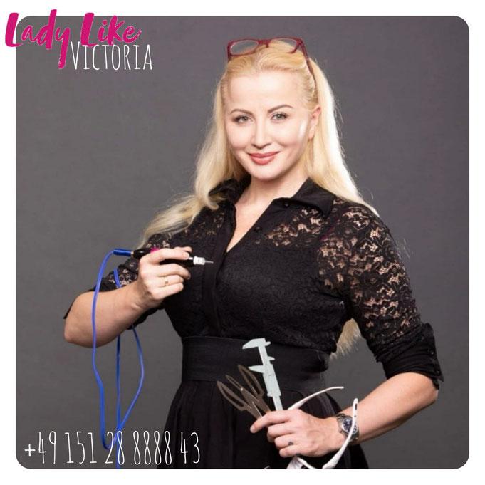 LadyLikeVictoria Studio für Permanent make-up und Microblading