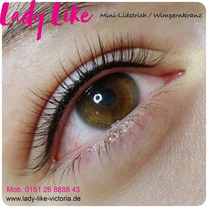 Wimpernkranz Permanent Wuppertal