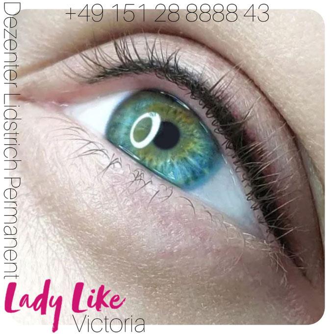 Wuppertal Permanent Make-up, Eine Zone - Augenbrauen, Lidstrich oder Lippen -  kostet 380,- EUR