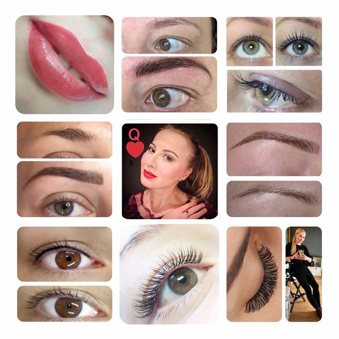 LadyLikeVictoria bietet alle Techniken der Derma-Pigmentierung an, eine Beratung ist immer kostenlos