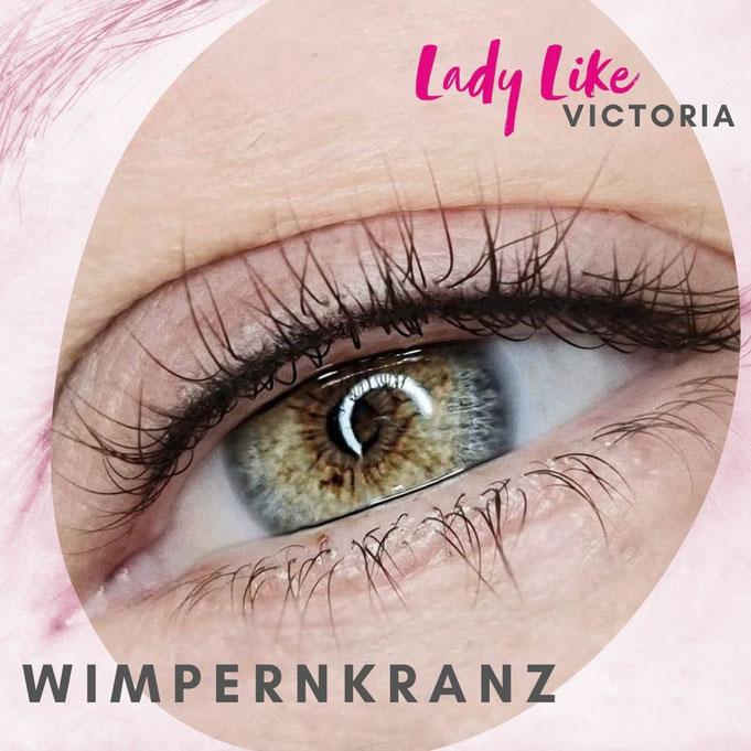 Wimpernkranz Permanent Make-up Düsseldorf