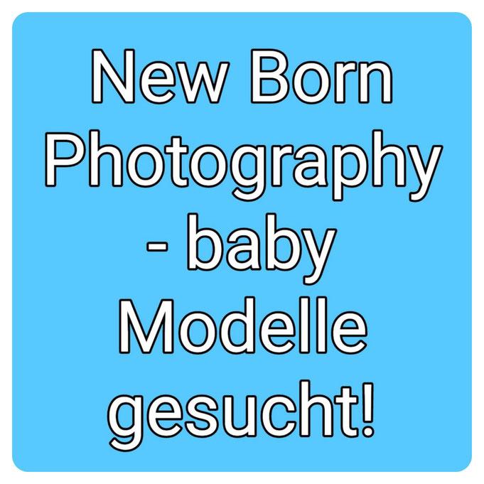 Baby-Modelle gesucht!