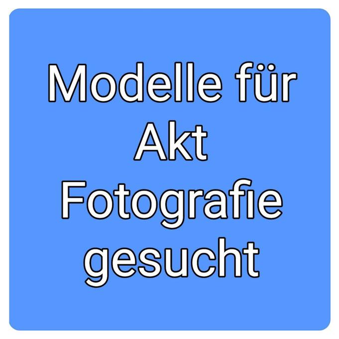 Modelle für Akt-Fotografie gesucht!