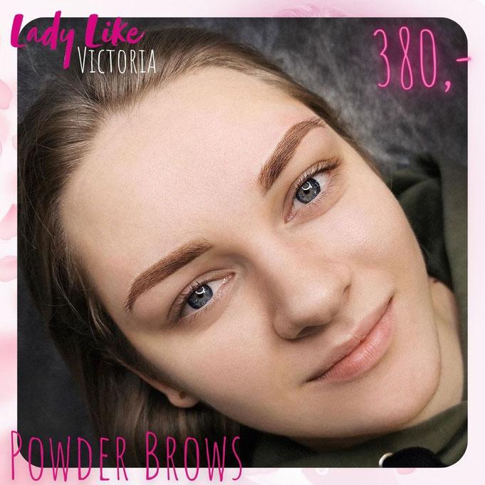 Beschenken Sie sich selbst! Mit neuen Powder Brows!
