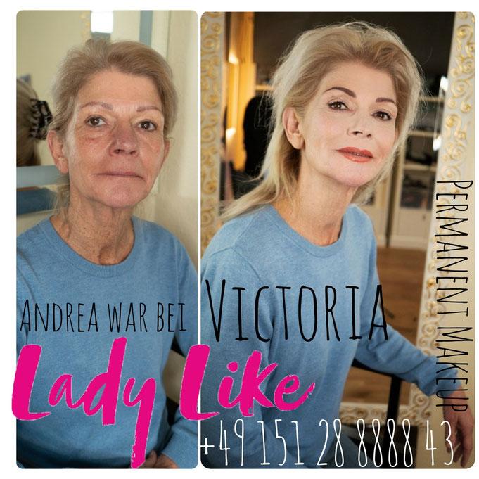 Mach das Beste aus Dir! - mit Permanent Make-up