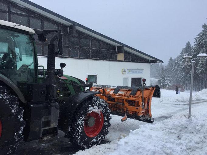 Vieeel Schnee in Altastenberg