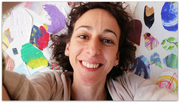 Maria Sanz Gallego - Art Therapist