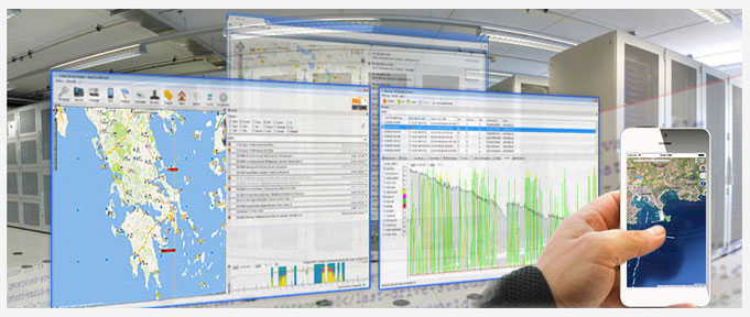 Die besondere Boots -Trackingsoftware; leistungsstarke Auswerte- Software