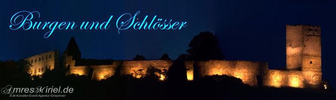 """Photowork """"Burgen und Schlösser"""""""