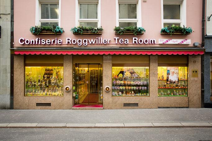Roggwiller, Multergasse 17, 9000 St. Gallen (Wir betreiben eines der schönsten Cafés der Schweiz)