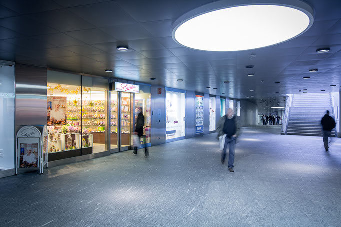 Roggwiller in der Brühltor-Passage, 9000 St. Gallen