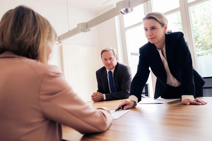 Beratungsangebot der Anwaltskanzlei für Arbeitsrecht in Düsseldorf