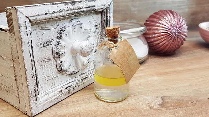 DIY Naturkosmetik Rezept Anleitung Healthlove Augen Make-up Entferner Aprikosenkernöl