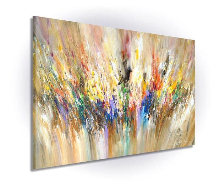 zeitgenössische Kunst, abstrakte Malerei