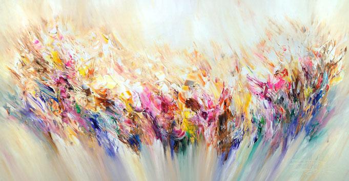 moderne Malerei, abstrakt