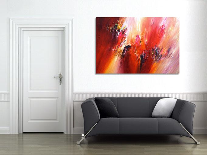 Das Original verleiht dem Raum eine tolle, individuelle Ausstrahlung