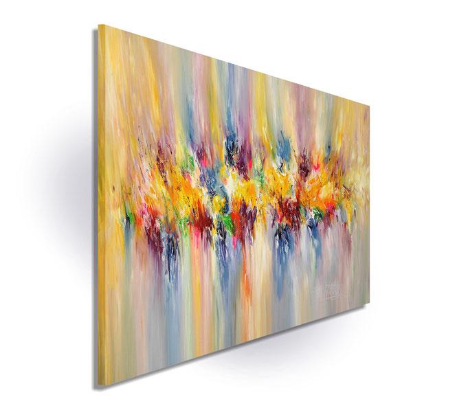 farbenfreudige, Noderne Malerei