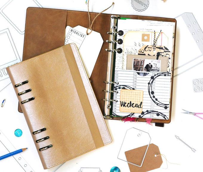 Planner Essentials by Elizabeth Craft Designs