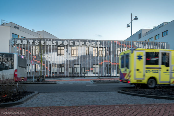 egbertdeboer.com, huisartsenspoedpost, groningen, martiniziekenhuis, SEED Architects Alkmaar, Friso bouwgroep