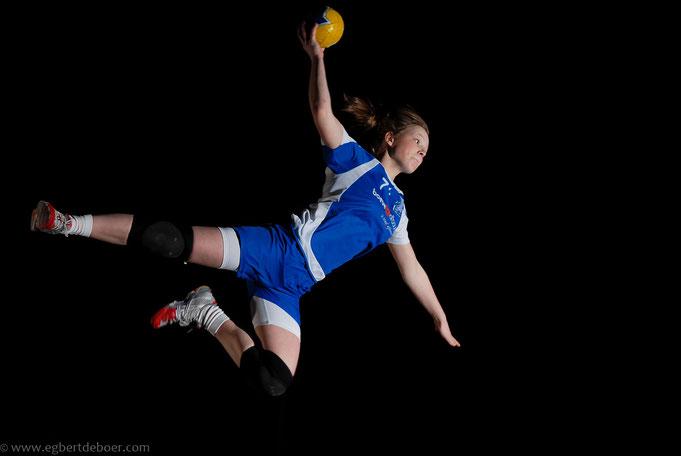 egbertdeboer.com, sanne, handbal