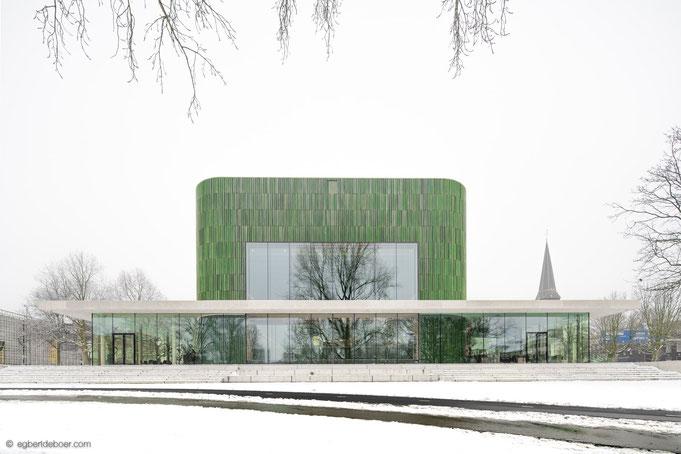 egbertdeboer.com, Arnhem, Frits van Dongen, Patrick Koschuch, Musis Sacrum, architectuur