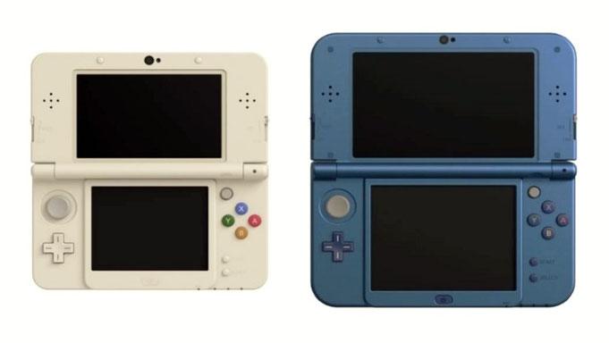 New Nintendo 3DS y New Nintendo 3DS XL, 2015