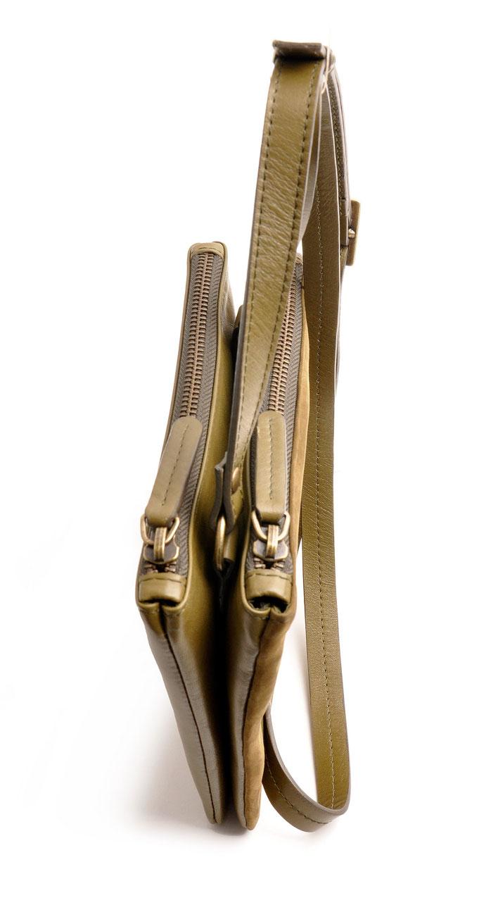 Dirndltäschchen Schultertasche Leder  Tracht Online-Shop  Leder