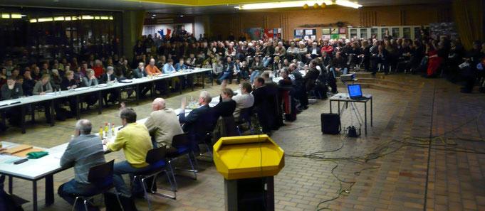 Sitzung des Bissendorfer Gemeinderates / Gemeinderat