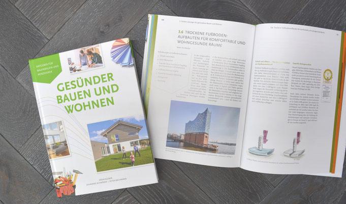 Gesünder bauen und wohnen - Ratgeber für Baufamilien und Renovierer - S. Fischbacher Living