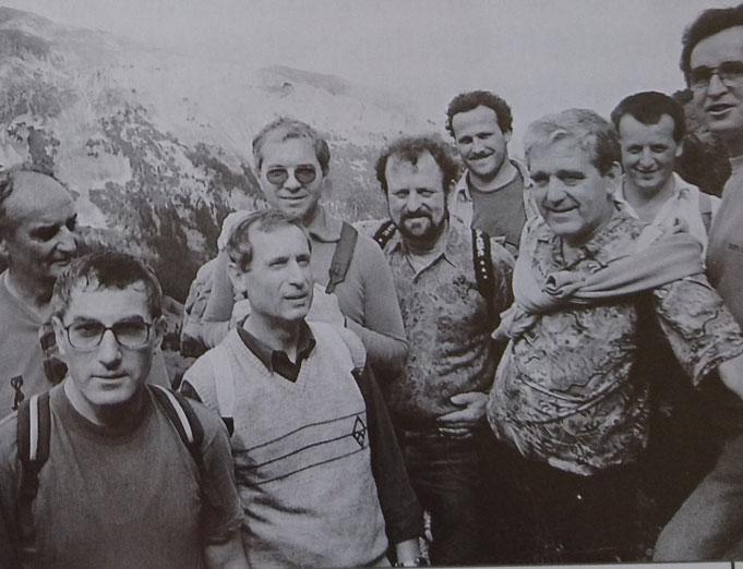 Jedermänner Ausflug, 1993
