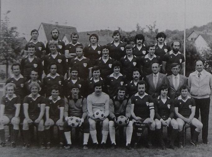 Aktive Fußballspieler der Spieljahre 78/79/80