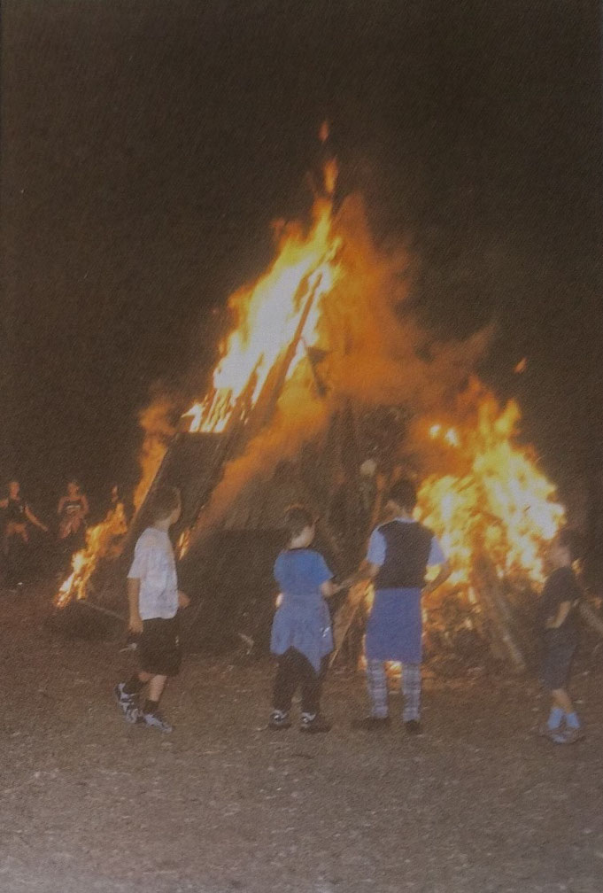 Sonnwendfeier, 2005