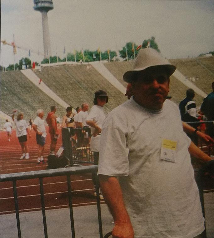 Deutsches Turnfest München, Otto Waiß, 1997