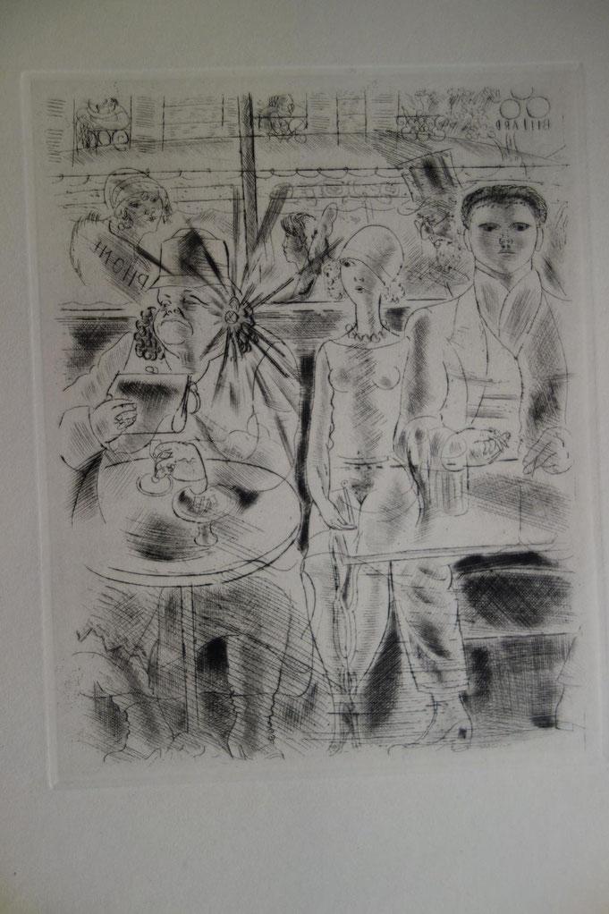 Pierre MAC ORLAN, Les Démons gardiens, 1937, eaux-fortes de Chas-Laborde, livre rare