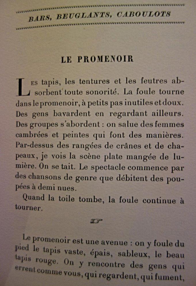 livre rare, édition originale, Francis Carco, Paname, Jonquières, 1927, illustrations de Jean Oberlé, exemplaire sur vélin rose du Marais