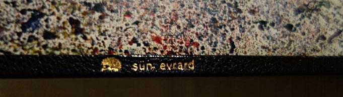 livre rare ancien, édition originale, Malice de Mac Orlan, reliure signée Sün Evrard