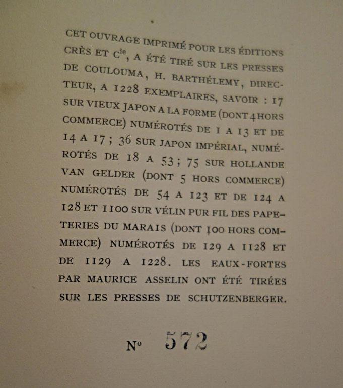 livre rare ancien, édition originale, Francis Carco, Rien qu'une femme