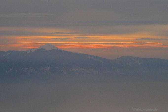 Berge in Mittelgriechenland