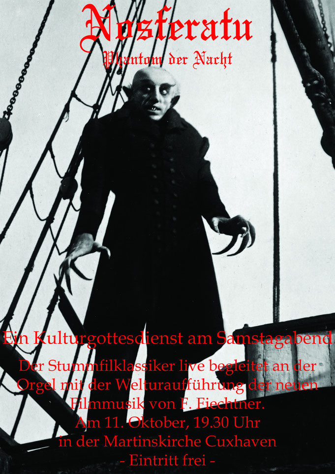 plakat nosferatu kulturgottesdienst