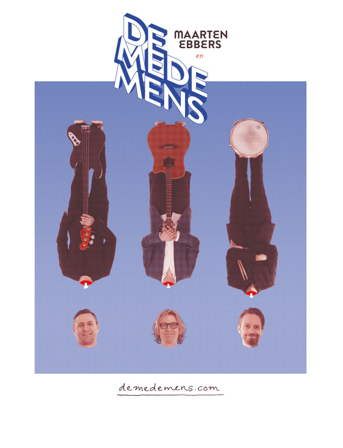 Poster De Medemens.