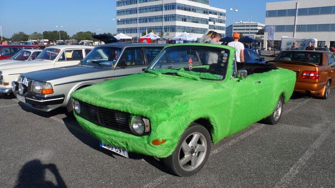Foto & Hintergrundfoto Janine Neumann .... Wer will ihn nicht? 100% fake fur in dezenten grün :-)