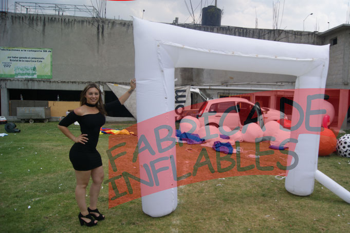 CARTELERA INFLABLE, BANNER INFLABLE, ANUNCIO INFLABLE