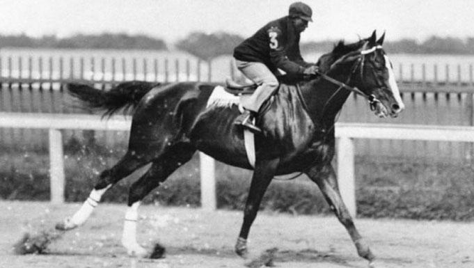 Jimmy Winkfield, jockey exceptionnel, fils d'esclave affranchi du Kentucky