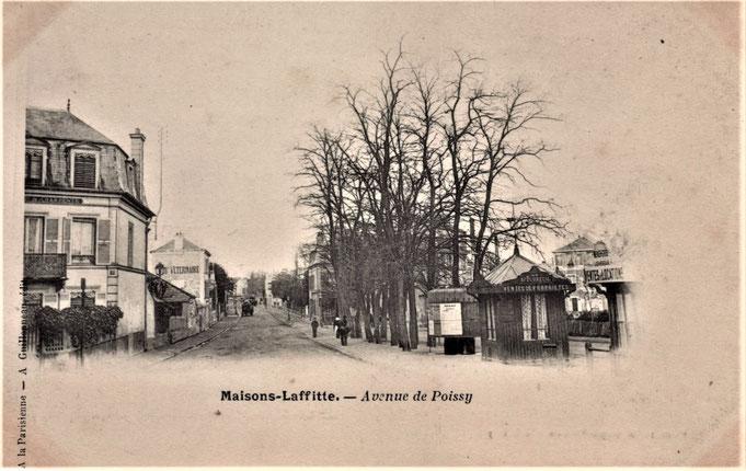 Avenue de Poissy (Avenue du Gl de Gaulle)
