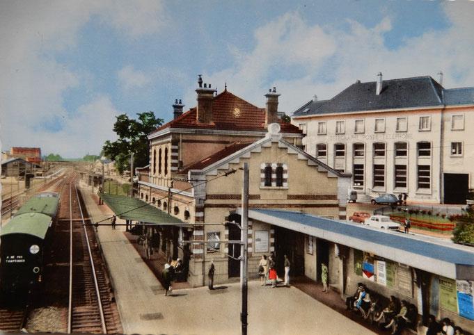 Histoire de la gare