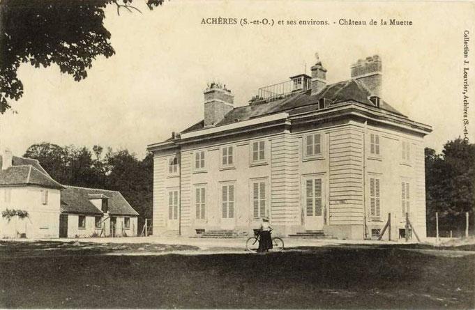 Le Pavillon de la Muette