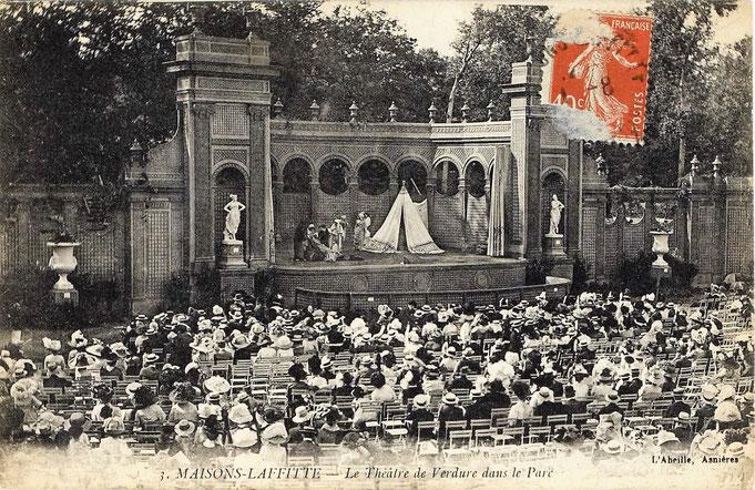 """Le """"Théâtre de Plein Air"""" aux """"Caves du Nord"""""""