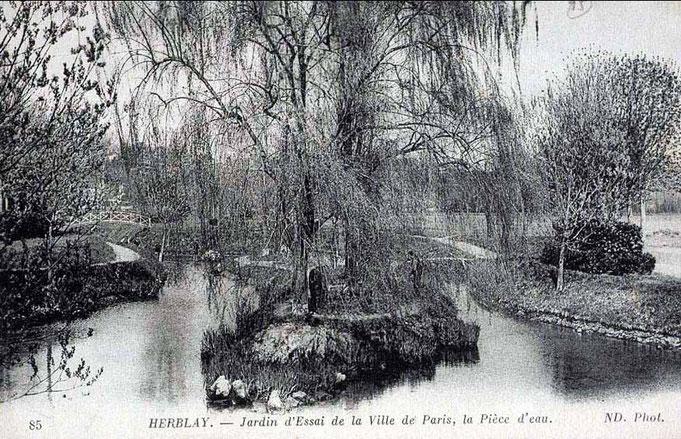 """""""Le Jardin d'Essai de la Ville de Paris"""", une promenade """"Madeleine de Proust""""pour jeunes et vieux mansonniens"""